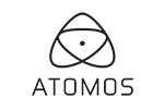 Atomos field recording equipment logo and contact Information