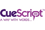 HVS carries Cue Script Teleprompters