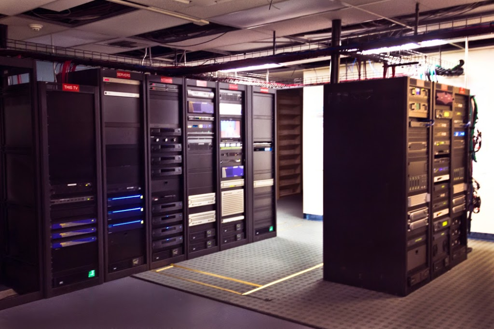 Rack Room Remodel | Broadcast Systems Design Engineer | Broadcast ...