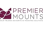Premier Mounts broadcast equipment manufacturer