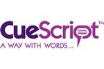 Cue Script Logo