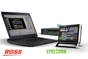 Xpression Motion Graphics Systems at HVS