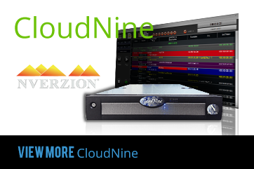 NVerzion CloudNine Video Servers